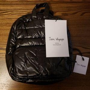 7AM Mini Waterproof Backpack - Black